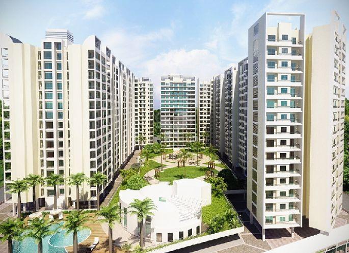 Raunak City - Project Images