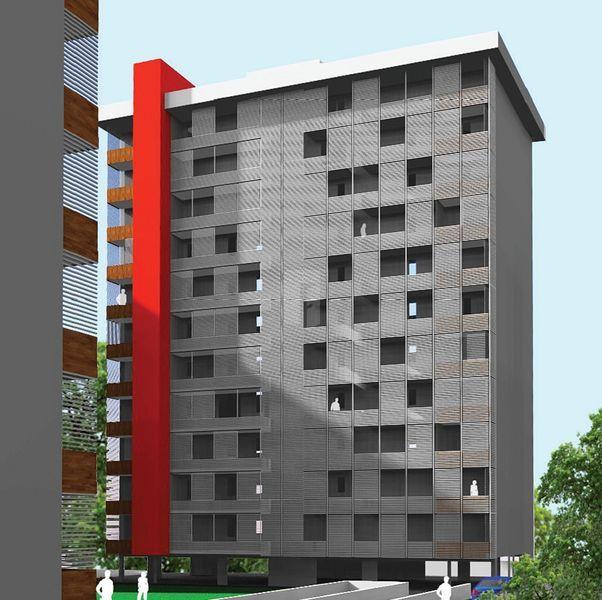 AKDA Mihir Apartments - Project Images