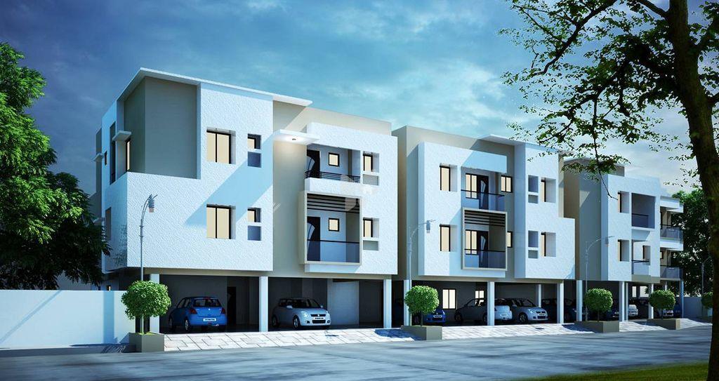 AN Shanmuga Sundaram Street - Elevation Photo