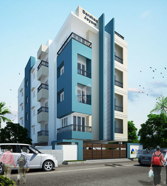 Poojaa Foundation Jeyam - Project Images