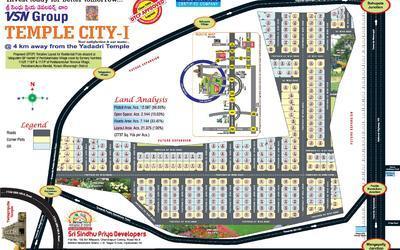 vsn-temple-city-phase-1-in-yadagirigutta-master-plan-21hu