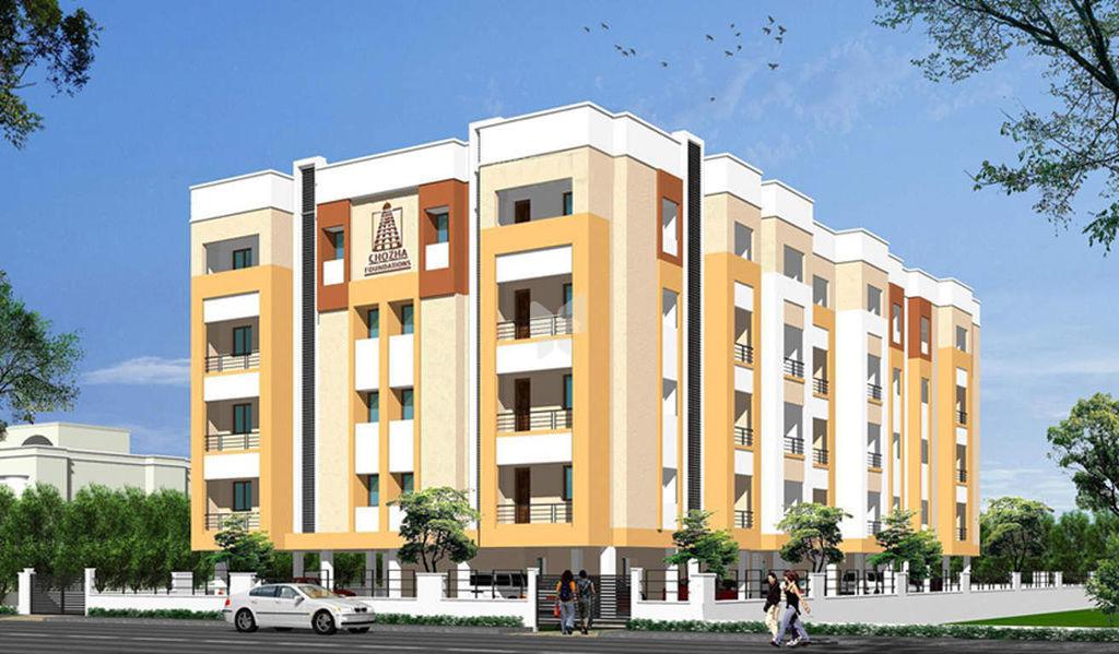 Chozha Arul Vel - Elevation Photo