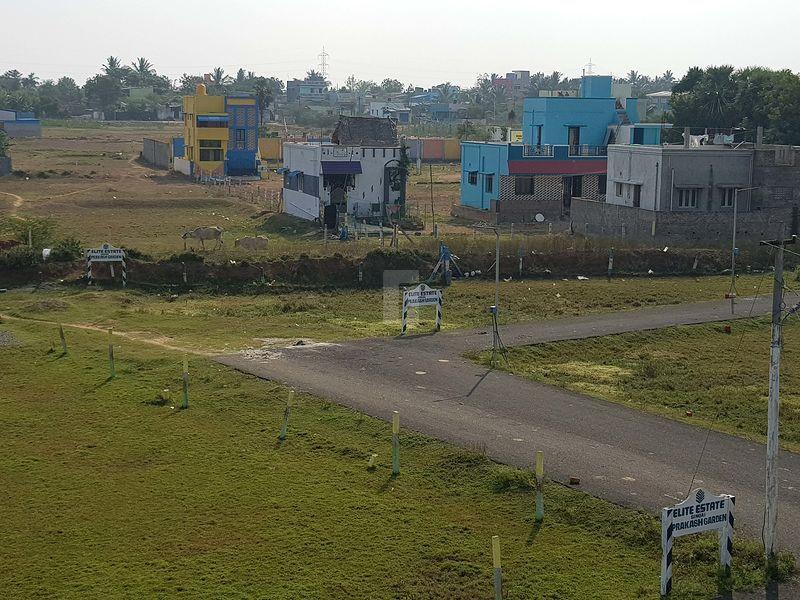 Elite Singai Prakash Garden - Elevation Photo
