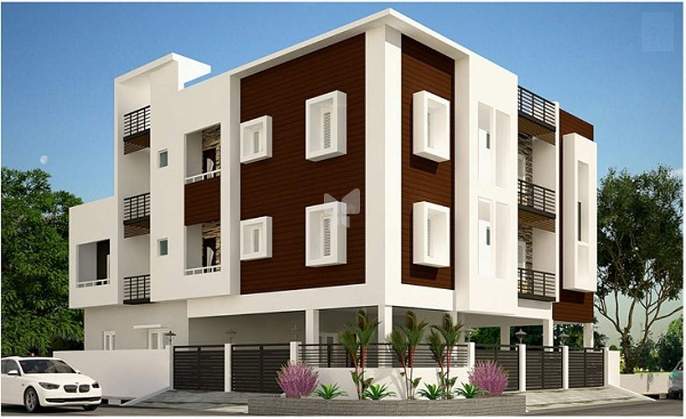 AA Saral Flats - Project Images