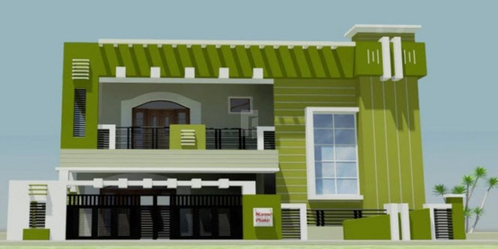 Real Value House II - Elevation Photo