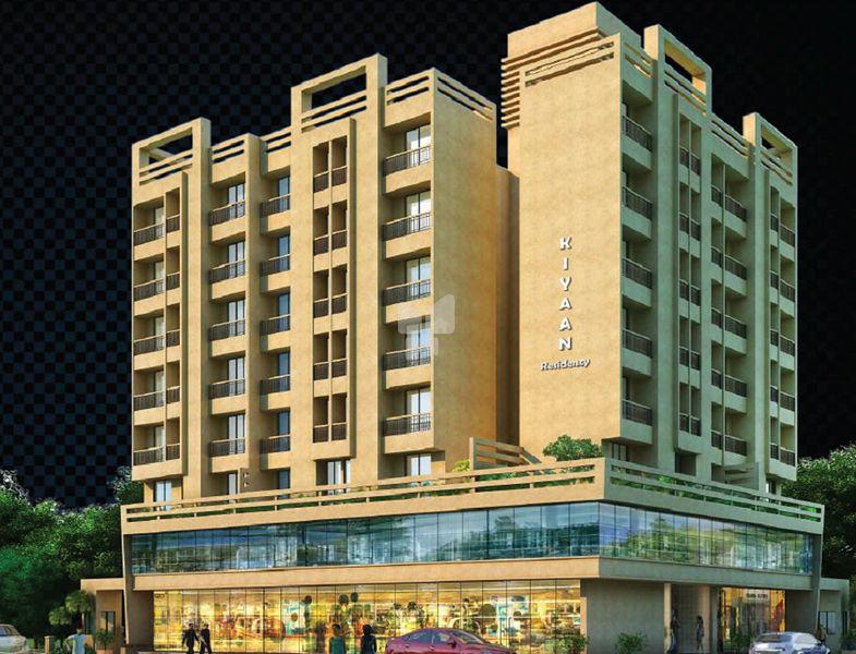 Shree Narayan Kiyaan Residency - Elevation Photo