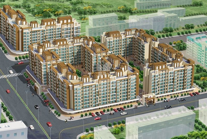 Agarwal Lifestyle - Project Images