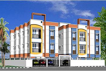 Om Builders Sumathinath Nagar - Elevation Photo