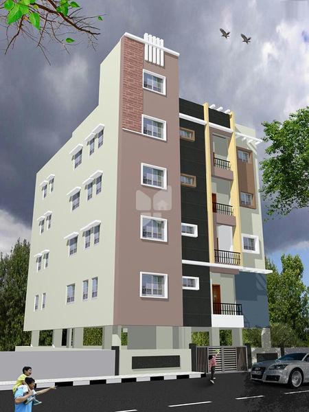 Sai Pranavi Enclave - Elevation Photo