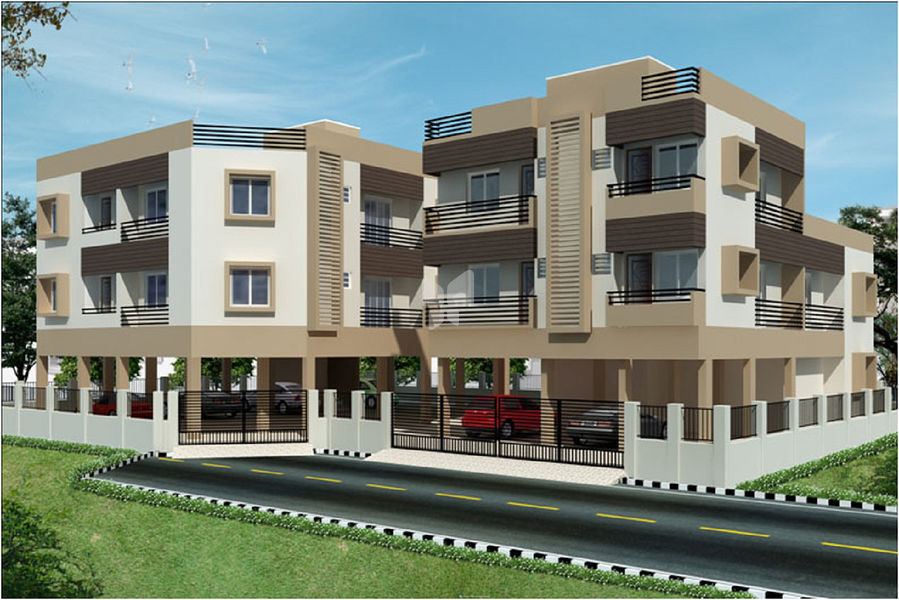 Nithya Aarush Apartment - Project Images