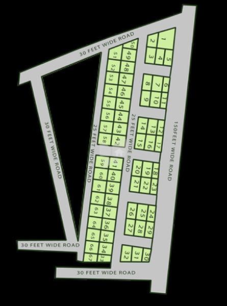 Ssv SL Enclave - Master Plan
