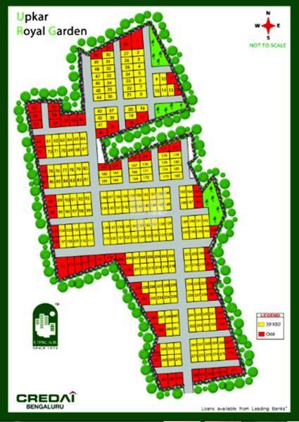 Upkar Royal Orchard - Master Plans