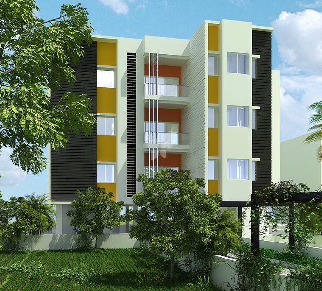 Ramaniyam Kasthuribai Nagar - Elevation Photo