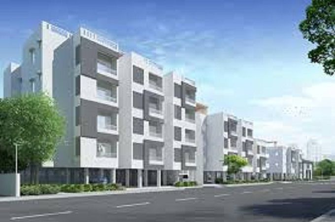 Serene Living Hub Apartments - Project Images