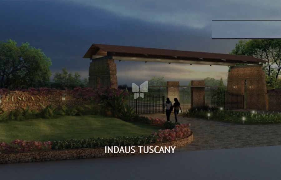 Indaus Tuscany - Master Plan