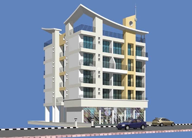 Midas Residency Hari Ganga - Elevation Photo
