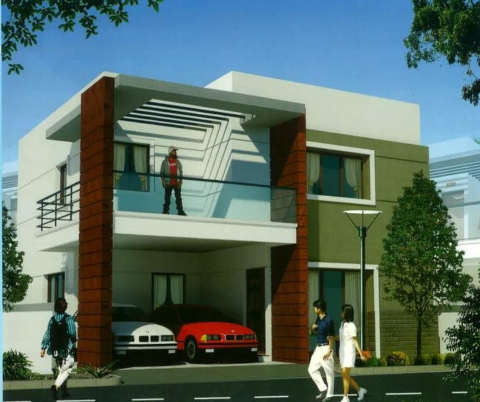 Ashish Villas - Elevation Photo