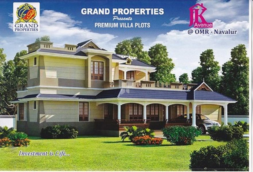 Grand JK Avenue - Elevation Photo