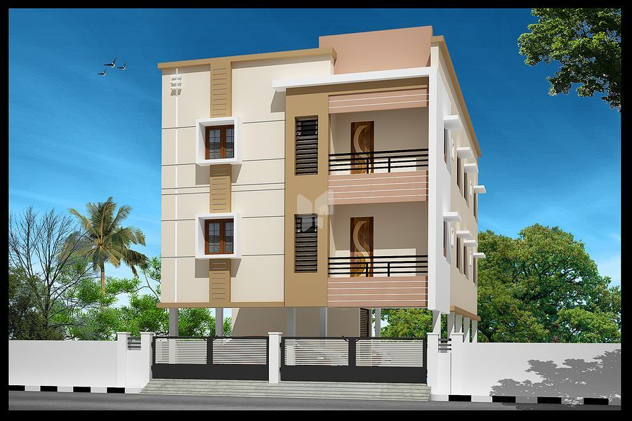 Rads Bharadwaj Enclave - Elevation Photo