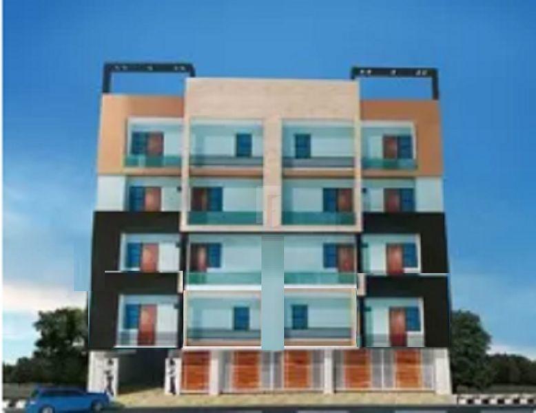 Dass DP floors - Elevation Photo