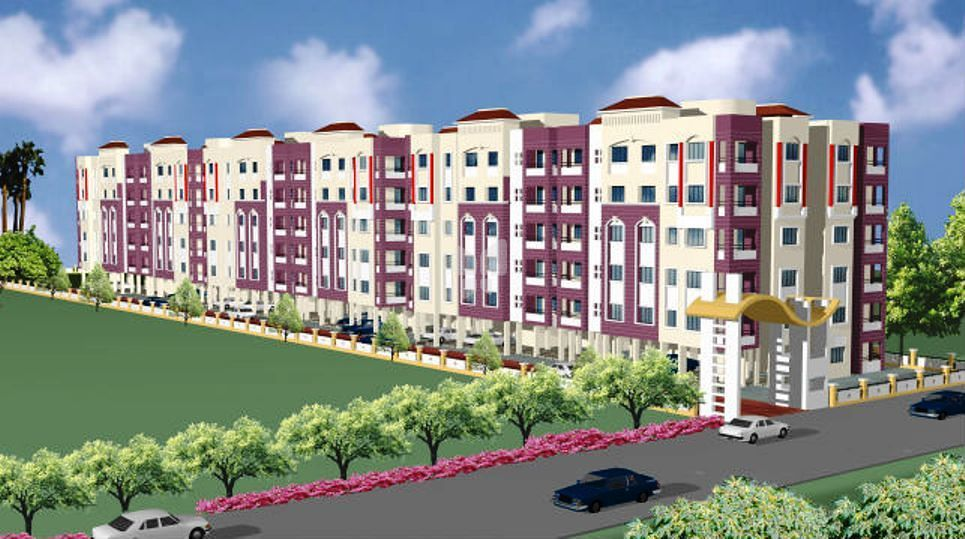 Sonigara Township - Project Images