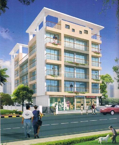 Ganesh Narayan Residency - Elevation Photo