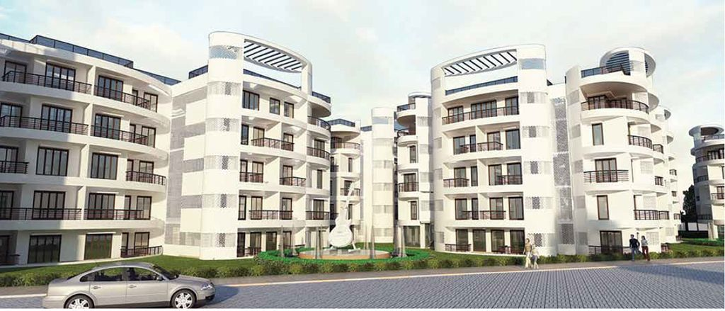 Disha City Of Music - Project Images