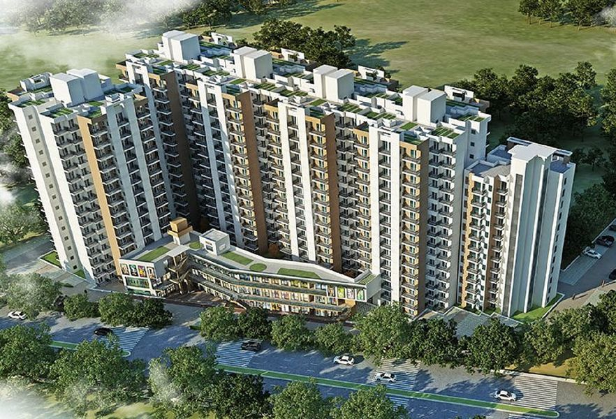 Pareena Om Apartments - Project Images