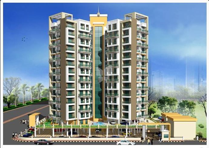 MK Morya Heights - Elevation Photo