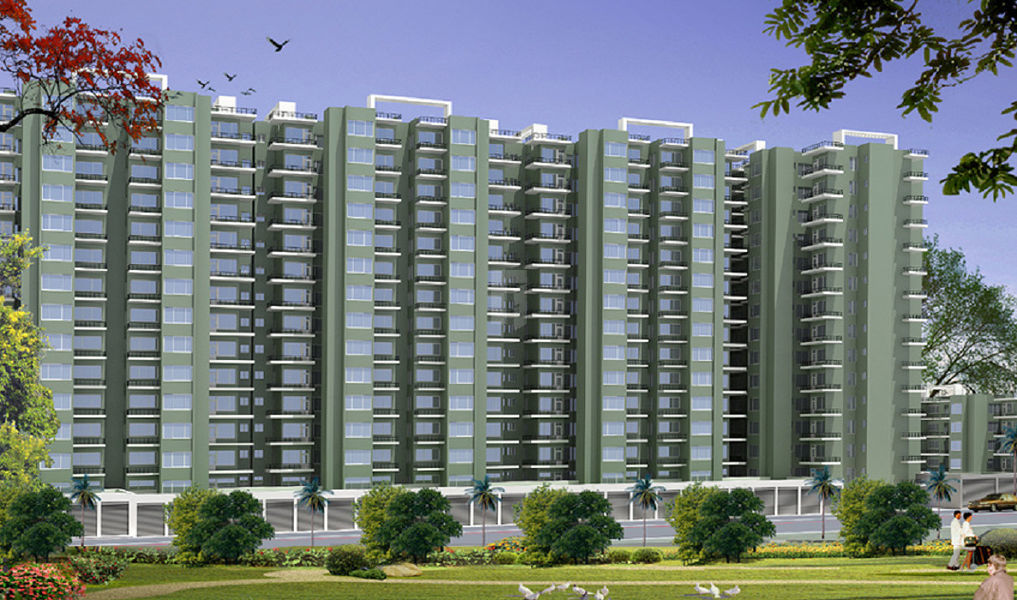 SRS Affordable Group Housing - Project Images