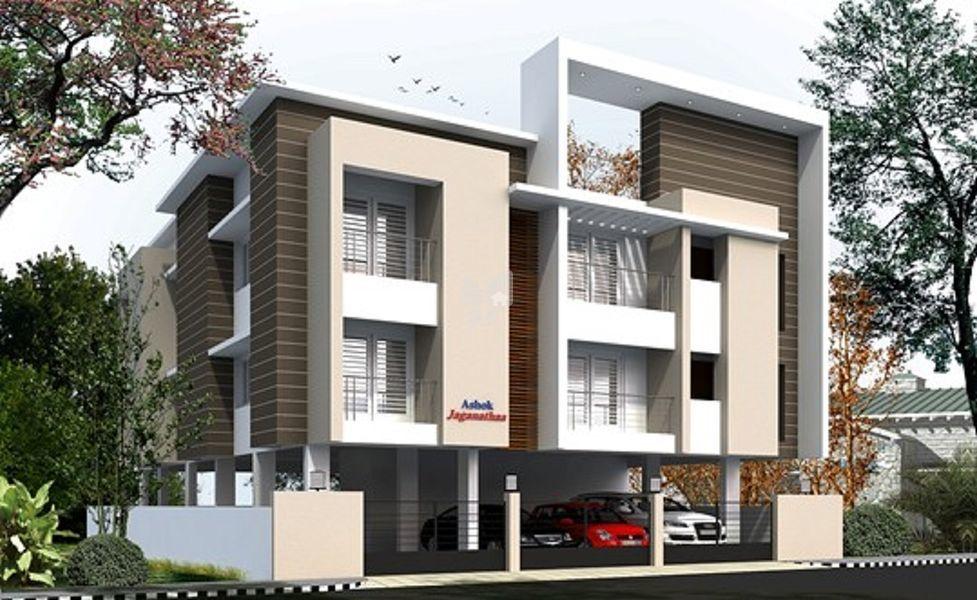 Ashok Jaganathaa - Elevation Photo