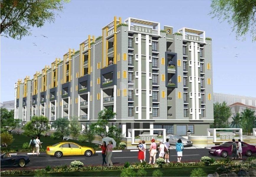 Sri Tirumala Kasaani Residency - Project Images