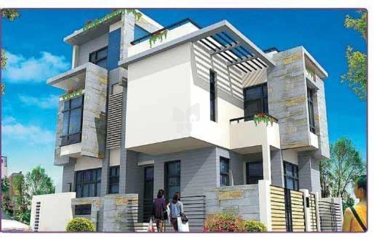 Mansani Tirumala Residency - Elevation Photo
