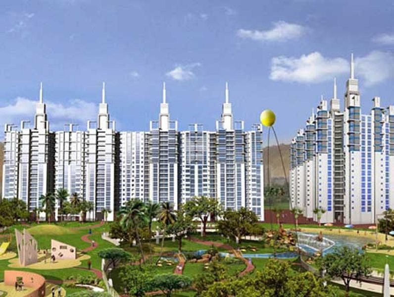 HDIL Dheeraj Dreams Building 1 - Project Images