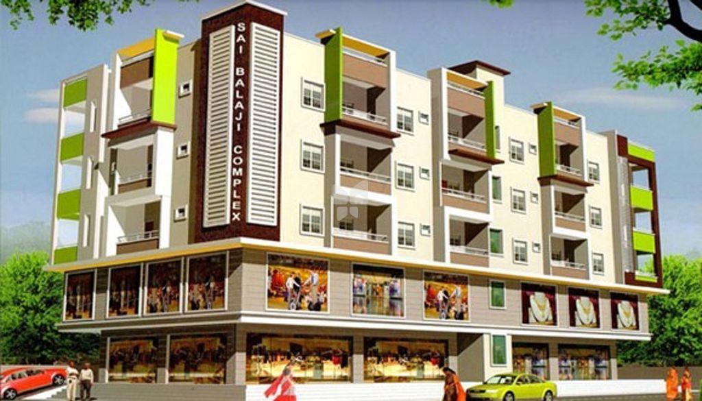 Global Sai Balaji Complex - Project Images
