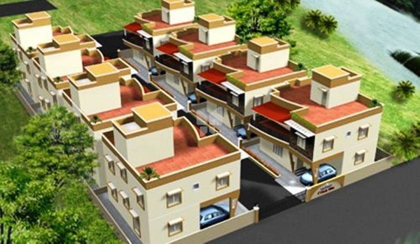 ITech Villa - Elevation Photo