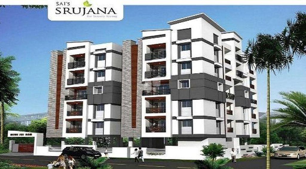 Rishis Sais Srujana - Elevation Photo