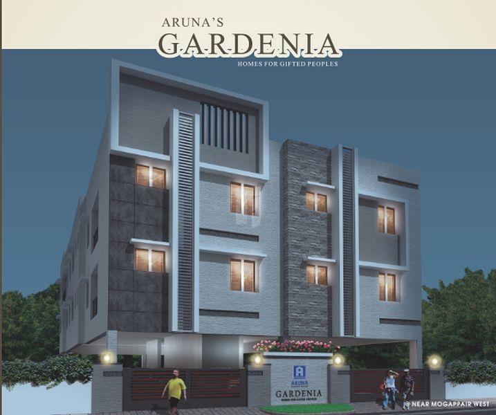 Aruna's Gardenia - Elevation Photo