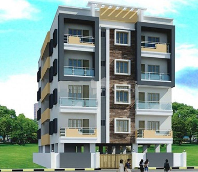 Yashaswini Vinayaka Enclave - Elevation Photo