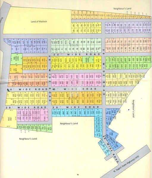 Sri Sai Balaji Homes - Master Plans