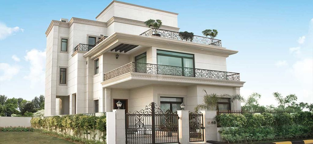 Anant Raj Manor Villas - Project Images