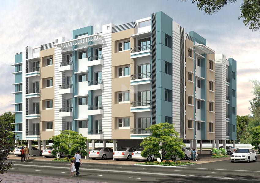 Arihant Nirmaan Enclave - Project Images