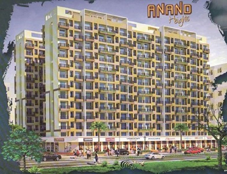 Shree Adeshwar Anand Heights - Project Images