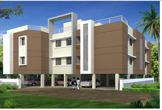 Sumangali Homes Sunday - Elevation Photo