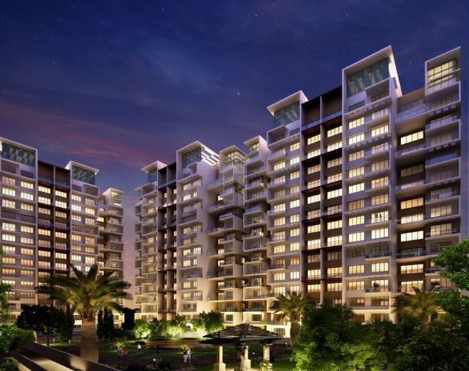 Beharay Rathi Hillview Residency - Project Images