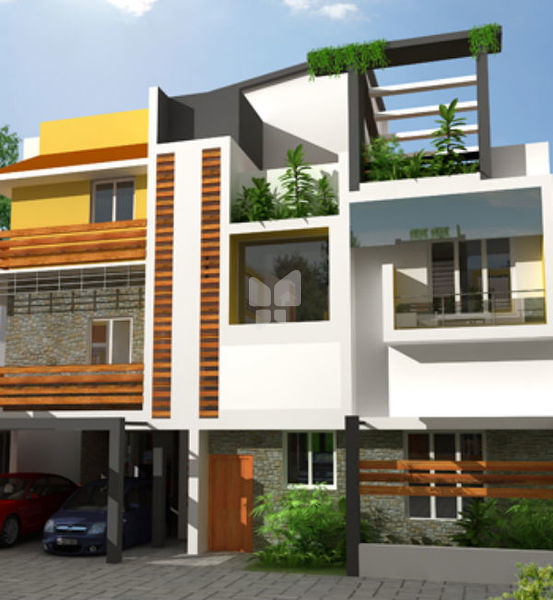 Sreenivas  Le Paradis - Elevation Photo