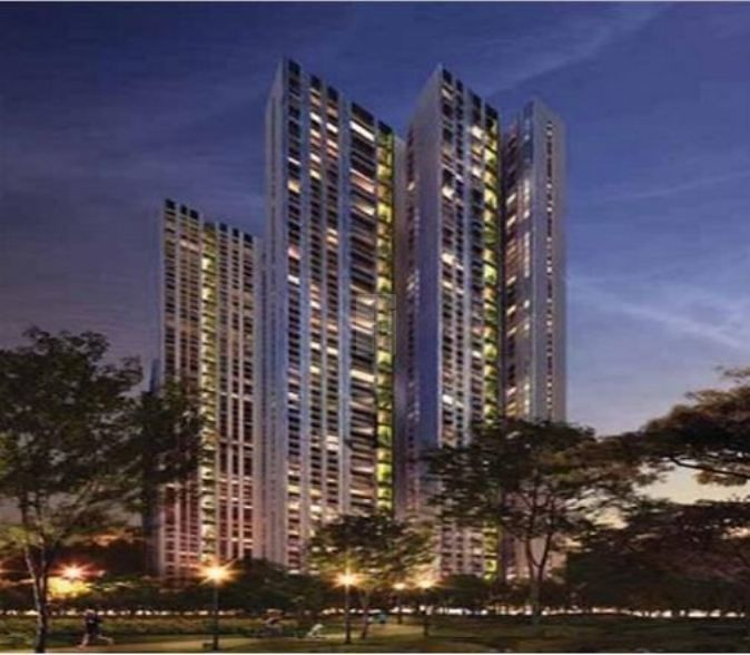 Lodha Codename Masterpiece - Project Images