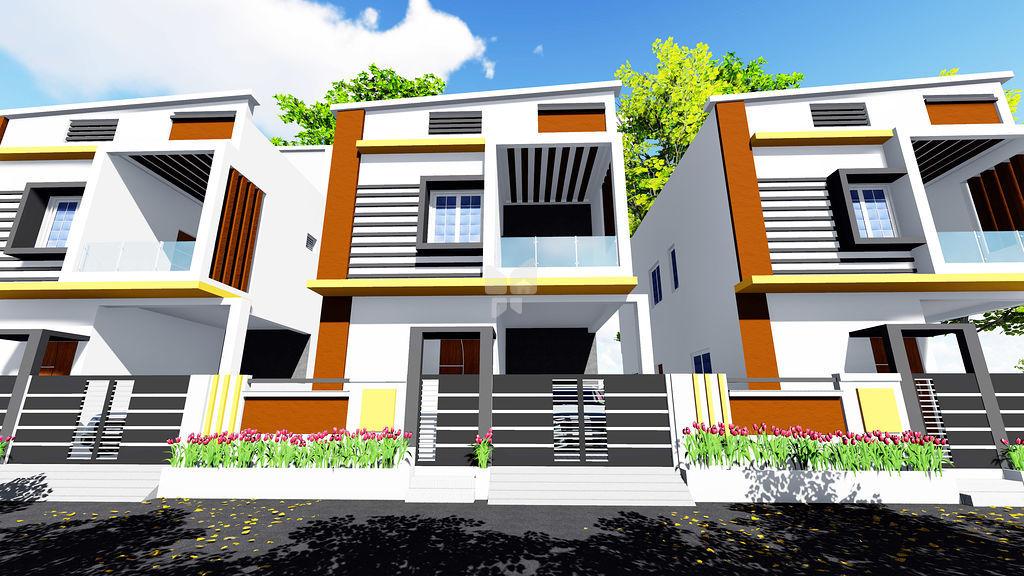 Vishnu Golden Villa - Elevation Photo