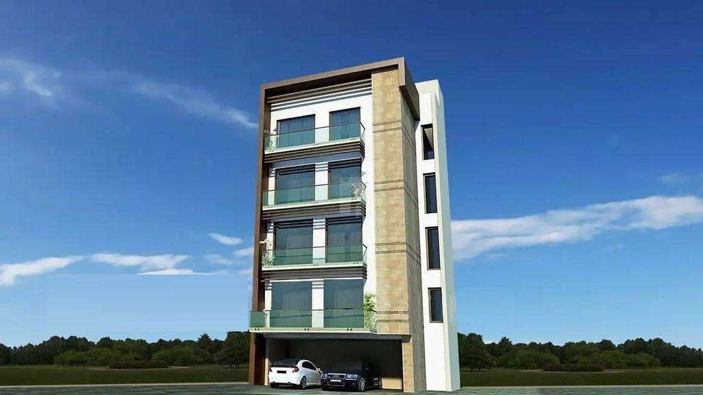 Sidhi Vinayak Homes 10 - Elevation Photo