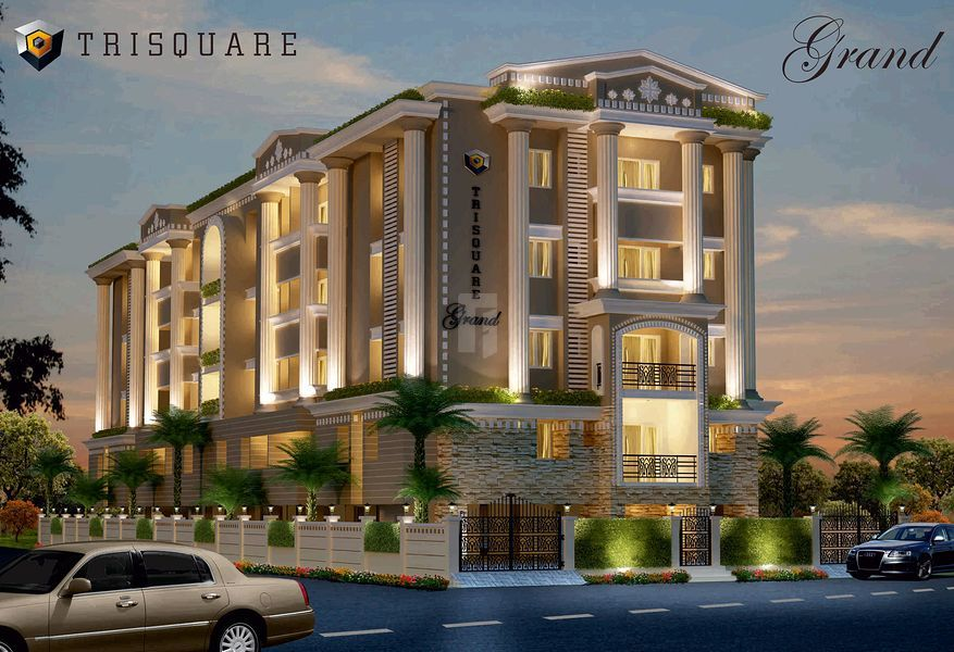 Trisquare Grand - Project Images